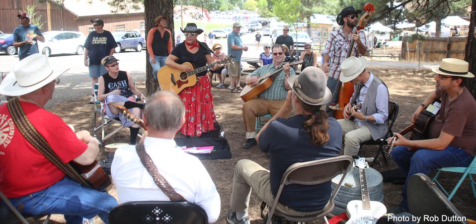 2021 Flagstaff Folk Festival